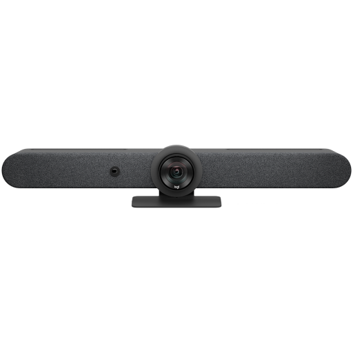 LOGITECH Rally Bar-GRAPHITE-USB-PLUGC-EMEA-EU/SEA/INDO/KO