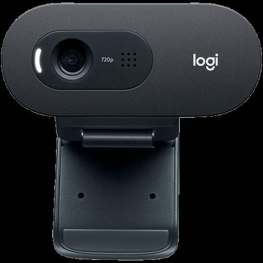 LOGITECH C505 HD Webcam - BLACK - USB- EMEA - 935