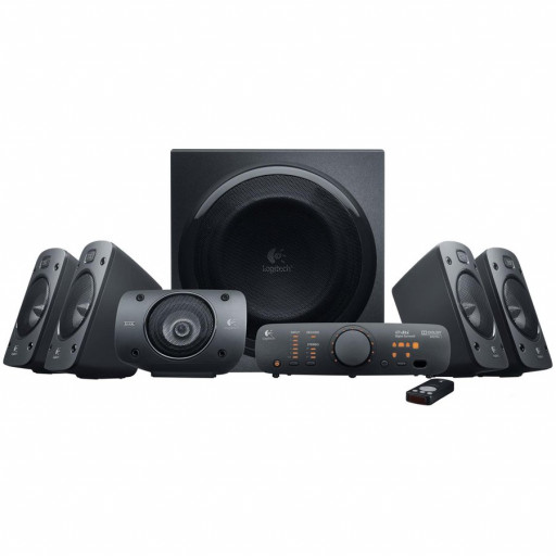 LOGITECH Audio System 5.1 Z906 - EMEA28