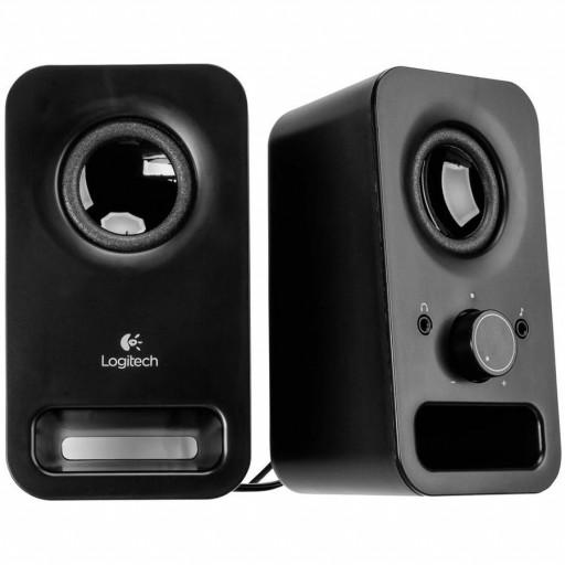 LOGITECH Audio System 2.0 Z150 - EU - MIDNIGHT BLACK
