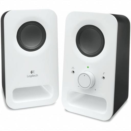 LOGITECH Audio System 2.0 Z150 - EU - SNOW WHITE