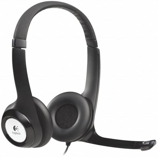 LOGITECH Corded USB Headset H390 - EMEA