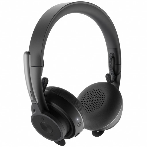 Logitech Zone Wireless Bluetooth headset - GRAPHITE - BT - EMEA