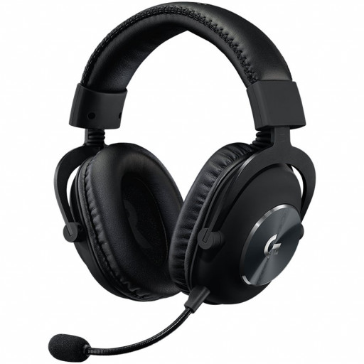LOGITECH PRO X Wireless LIGHTSPEED Gaming Headset - BLACK - USB - EMEA