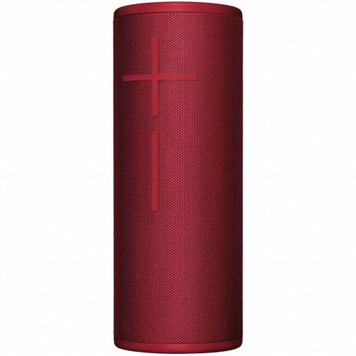 LOGITECH Ultimate Ears MEGABOOM 3 Wireless Bluetooth Speaker - SUNSET RED - BT - EMEA