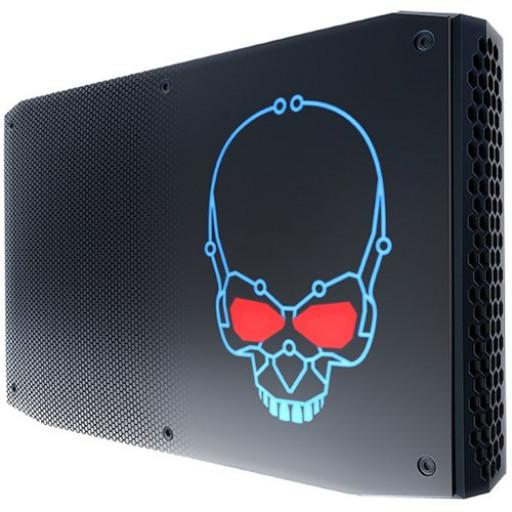 Intel 8th Gen, Core i7-8705G QuadCore 3.1GHz 4.1Hz Turbo 65W TDP, 2x 1.2V SODIMM (max 32GB), 2x NVMe/SATA M.2 SSD (42/80mm) w/RAID 0/1, AMD Radeon™ RX Vega M GL Graphics (2x rear Thunderbolt™ 3 (40 Gbps) and USB 3.1 Gen2 (10 Gbps) and DisplayPort
