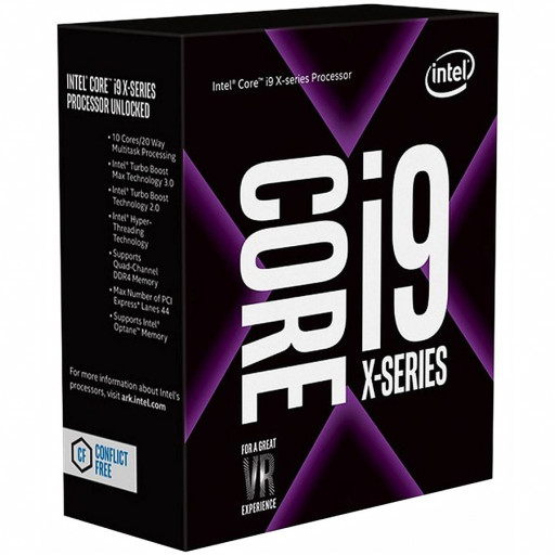 Intel CPU Desktop Core i9-10920X (3.5GHz, 19.25MB, LGA2066) box