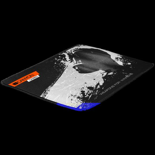 CANYON Gaming Mouse Pad, 350X250X3mm, 0.16kg, Black