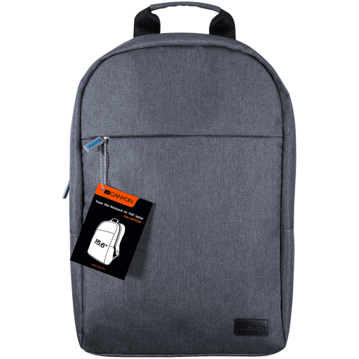 "Backpack for 15.6"" laptop, material 300D polyeste,black,450*285*85mm,0.5kg,capacity 12L"