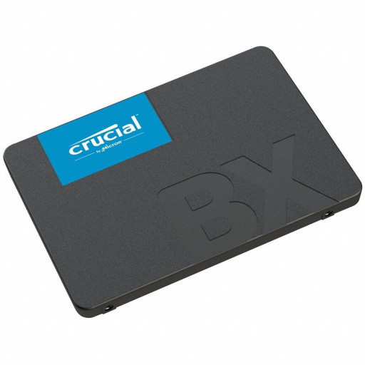 "CRUCIAL BX500 240GB SSD, 2.5"" 7mm, SATA 6 Gb/s, Read/Write: 540 / 500 MB/s"