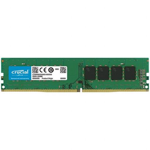 CRUCIAL 4GB DDR4-2666 UDIMM CL19 (4Gbit)