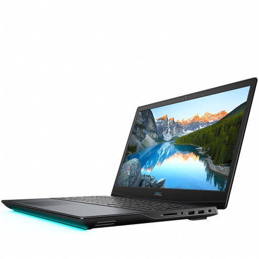 "Dell G5 15(5500)15.6""FHD(1920x1080)AG 300nits 300Hz,Intel Core i7-10750H(12MB/5.0GHz),16GB(2x8)2933MHz,1TB(M.2)PCIe NVMe SSD,NVIDIA GeForce RTX 2060/6GB,802.11ac(2x2)WiFi&Bth5.1,RGB Backlit KB(&G-Key/White Prt),FGP,4-cell 68WHr,TBT3,Win10Home,3Yr CIS"
