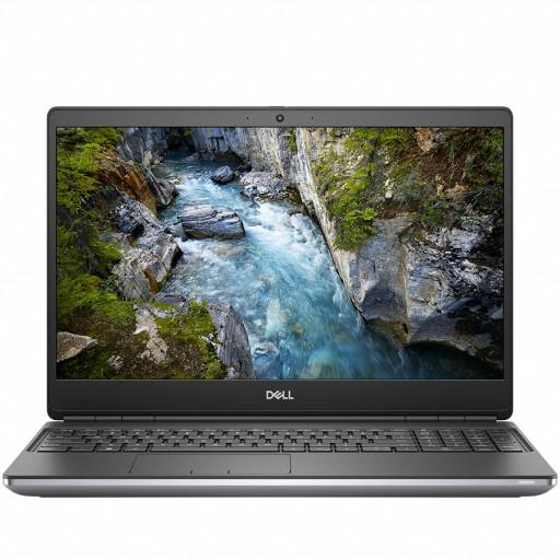 "Dell Mobile Precision 7550,15.6""FHD(1920x1080)60Hz,AG 500 Nits,i9-10885H(16MB,5.30 GHz),32GB(2x16)2933Mhz,1TB(M.2)NVMe,NVIDIA Quadro RTX 3000/6GB,Wi-Fi 6 AX201(2x2)+BT 5.1,FGP&NFC,Backlit KB, 6-cell 95WHr,Win10Pro,3Yr Prspt"