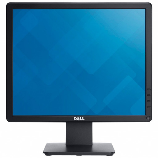 "Monitor LED DELL E1715S 17"" (43cm), 1280x1024, (5:4), LED-TN, anti glare, 100:1, 250 cd/m2, 5 ms, Tilt, VESA, VGA, Display Port, Black"