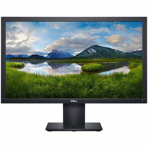 "Monitor LED Dell E2020H 19.5"", TN, 1600x900, Antiglare, 16:9, 1000:1, 250 cd/m2, 5ms, 160 °/170 °, DP 1.2, VGA"