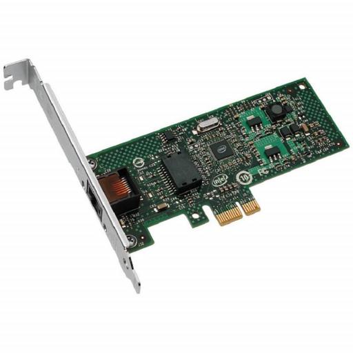 Network Card INTEL Gigabit CT (Ethernet, 10/100/1000Base-T)