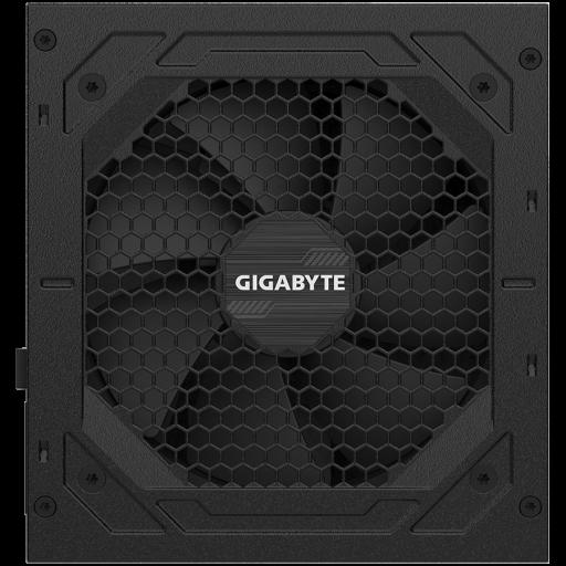 GIGABYTE P750GM Power Supply 750W, Modular, 80 PLUS Gold, Japanese capacitors, 120mm smart control fan, EU plug