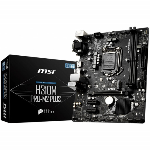 MSI Main Board Desktop H310M PRO-M2 PLUS