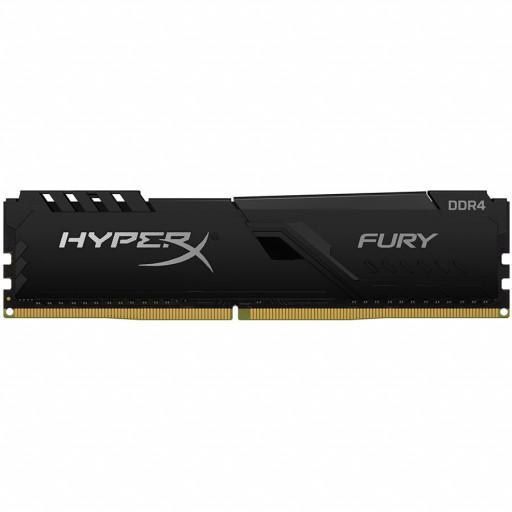 Kingston DRAM 16GB 3200MHz DDR4 CL16 DIMM HyperX FURY Black EAN: 740617308464