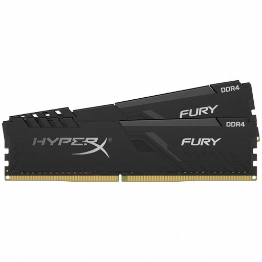 Kingston DRAM 32GB 3600MHz DDR4 CL18 DIMM (Kit of 2) HyperX FURY Black EAN: 740617308587