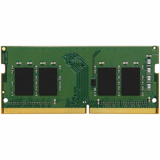 Kingston DRAM Notebook Memory 8GB DDR4 2666MHz Single Rank SODIMM, EAN: 740617311358