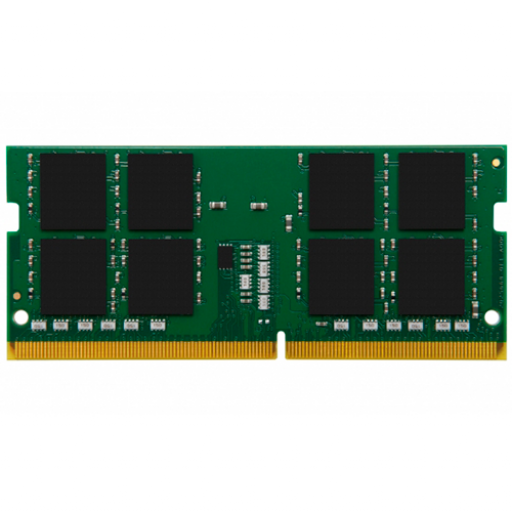 Kingston DRAM Notebook Memory 16GB DDR4 2933MHz Single Rank SODIMM, EAN: 740617311211