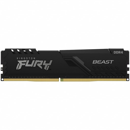 Kingston DRAM 8GB 3600MHz DDR4 CL17 DIMM FURY Beast Black EAN: 740617319798