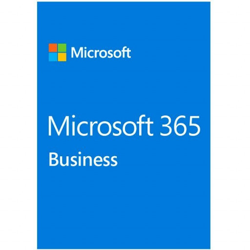 Microsoft 365 Bus Std Retail English EuroZone Sub 1YR Mdls P6