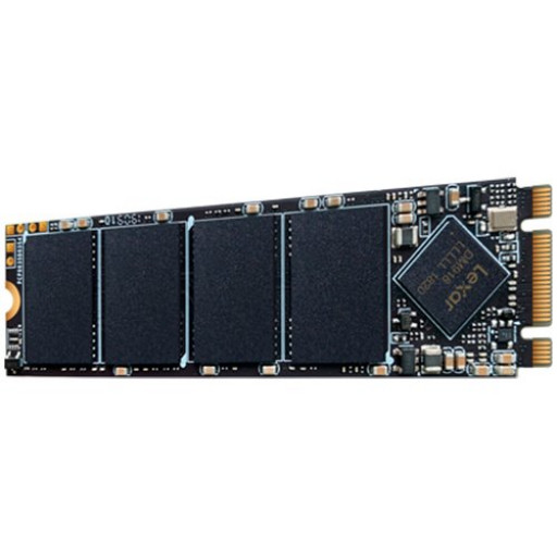 LEXAR NM100 128GB SSD, M.2 2280, SATA (6Gb/s), up to 550 MB/s read and 440 MB/s write