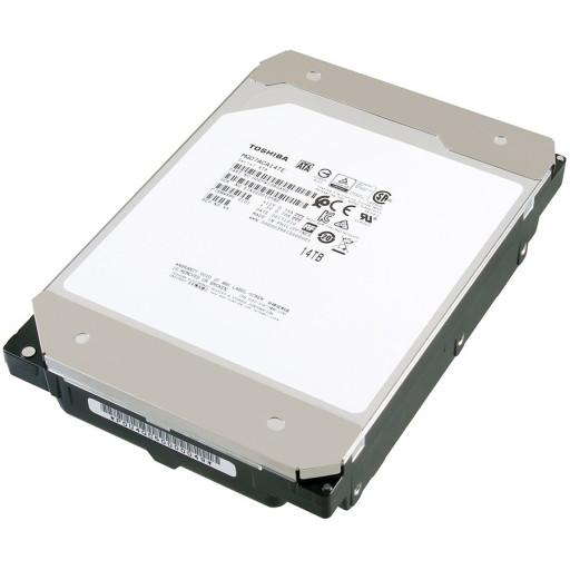 HDD Server TOSHIBA (3.5'', 12TB, 256MB, 7200 RPM, SATA 6 Gb/s)