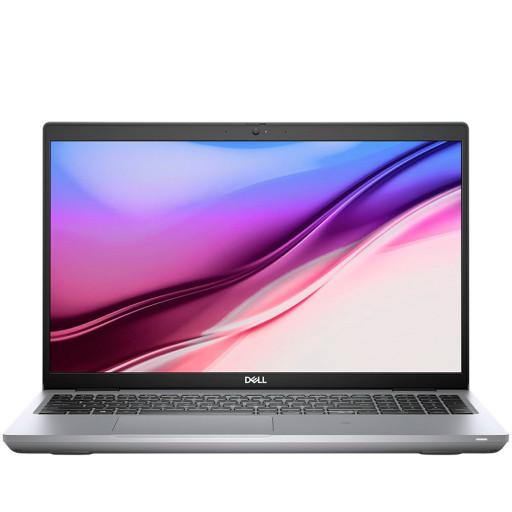 "Dell Latitude 5521,15.6"" FHD(1920x1080)AG IPS 250nits,Intel Core i7-11850H(24MB/4.8GHz),16GB(1x16)DDR4,512GB(M.2)PCIe NVMe,Nvidia GeForce MX450/2GB,Wi-Fi 6(2x2)802.11ax160MHz+Bth 5.1,Backlit KB,4cell 64WHr,noFGP,Win10Pro,3Yr NBD"
