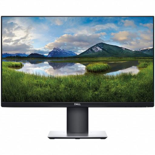 "Monitor LED DELL Professional P2421D, 23.8"", 2560x1440, 16:9, IPS, 1000:1, 178/178, 5ms, 300 cd/m2, VESA, DisplayPort, HDMI, USB, Height-adjustable"