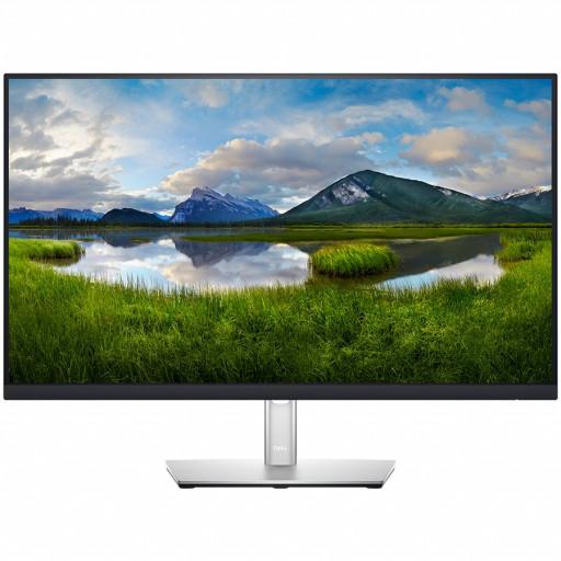 "Monitor LED DELL P2721Q, 27"", 3840x2160, 16:9, IPS, 1000:1, 178/178, 5ms, 350cd/m2, VESA, DP, HDMI, USB-C, Height-adjustable, Pivot"
