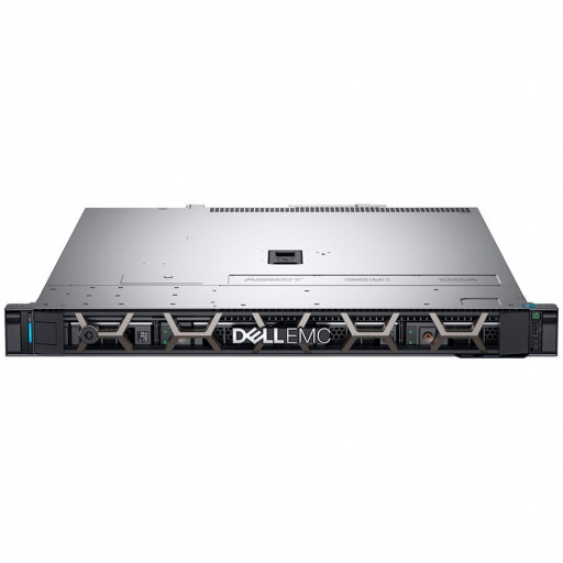 "Dell PowerEdge R340 Rack Server,Intel Xeon E-2224 3.4GHz(4C/4T),16GB(1X16GB)2666 MT/s UDIMM,2x4TB 7.2K RPM SATA(3.5"" Chassis up to 4 Hot Plug HDD),PERC H330,noDVD, iDRAC9 Basic,Dual Hot Plug PS 350W, 3Yr NBD"