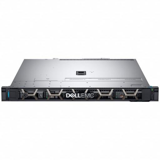"Dell PowerEdge R340 Rack Server,Intel Xeon E-2224 3.4GHz(4C/4T),16GB 2666MT/s DDR4 ECC UDIMM,2x4TB 7.2K RPM SATA(3.5"" Chassis up to 4 Hot Plug HDD),PERC H330,iDRAC9 Basic,Dual Hot Plug PS 350W,Rails,3Yr NBD"