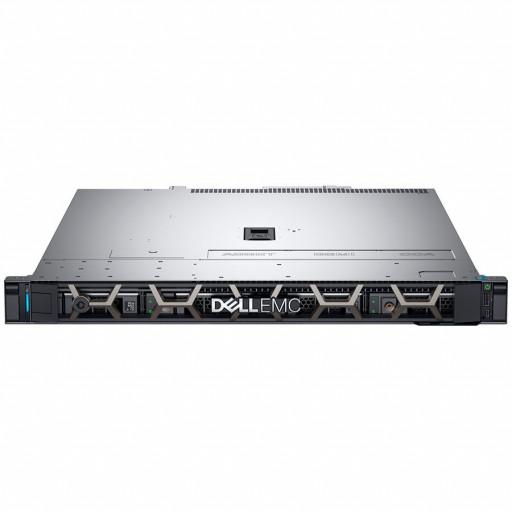 DELL EMC Server R340 Intel Celeron G4900  1TB 7.2K RPM SATA 6Gbps 8GB 2666MT/s DDR4 ECC PERC H330 RAID Single Hot Plug Power Supply 350W Intel Celeron G4900 3.10GHz, 3Yr ProSupport