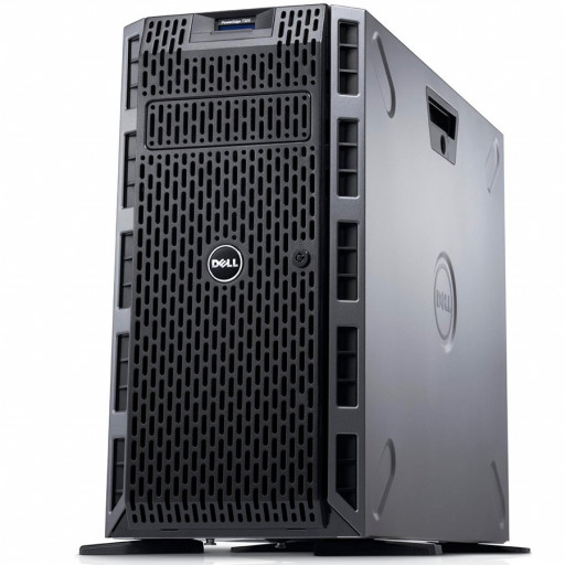 "Dell PowerEdge T40 Tower Server,Intel Xeon E-2224G 3.5GHz(4C/4T),8GB(1x8GB)2666MT/s DDR4 ECC UDIMM,1TB 7.2K RPM SATA(3.5"" Chassis with up to 3 Hard Drives),DVD +/-RW,3Yr NBD"