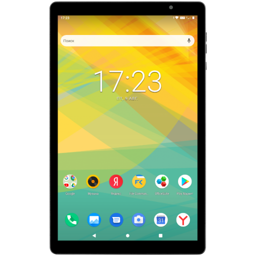 "prestigio grace 4891 4G, PMT4891_4G_E, Single SIM card, have call function, 10.1""(800*1280) IPS on-cell display, 2.5D TP, LTE, up to 1.6GHz octa core processor, android 9.0, 3G+32GB, 0.3MP+2MP, 5000mAh battery"