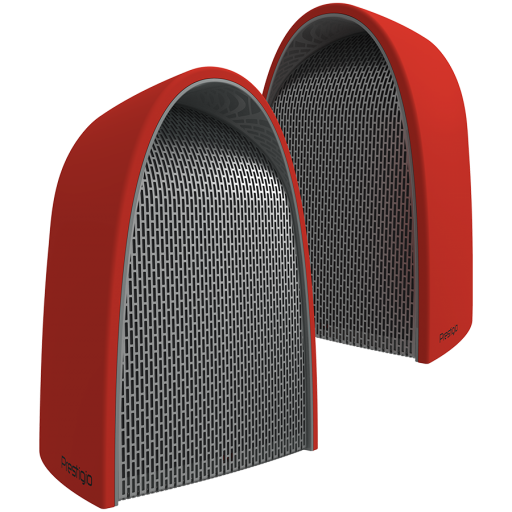 Bluetooth 4.2 Speakers TWS, Chipset ATS2823, 1000mAH battery, with TypeC jack ,  2 in 1 Type-C  to USB Cable 1.5M, Dimension 69*96*65mm, Red