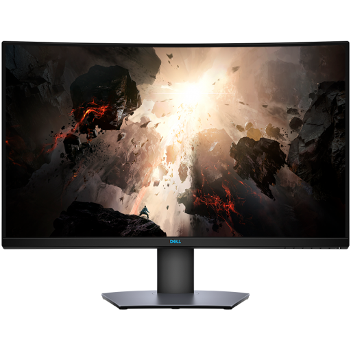 "Monitor LED DELL Gaming curbat, S3220DGF, 31.5"", QHD 2560 x 1440 (DisplayPort: 165 Hz, HDMI: 144 Hz), 16:9,  , 3000:1, 178/178, 4ms, 400 cd/m2, 2xHDMI, DP, USB, AMD FreeSync 2"