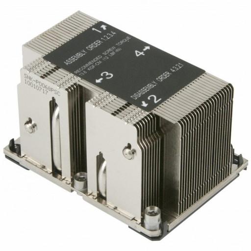 2U Passive CPU Heat Sink for LGA 3647