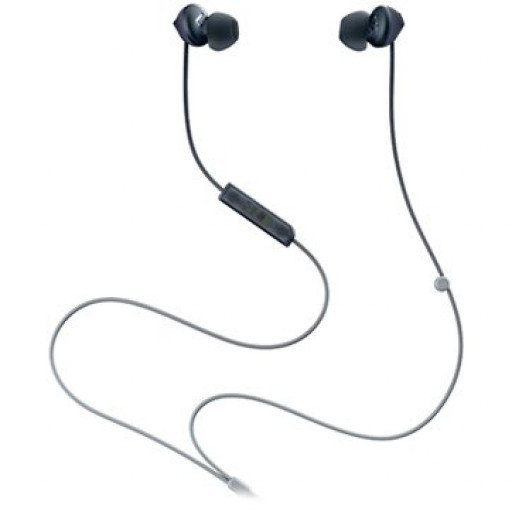TCL In-ear Wired Headset, Frequency of response: 10-23K, Sensitivity: 104 dB, Driver Size: 8.6mm, Impedence: 28 Ohm, Acoustic system: closed, Max power input: 25mW, Connectivity type: 3.5mm jack, Color Phantom Black