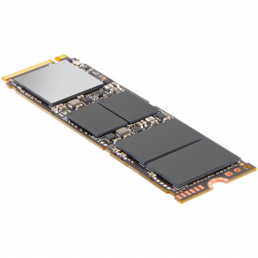 Intel SSD 760p Series (512GB, M.2 80mm, PCIe 3.0 x4, 3D2, TLC) Generic Single Pack