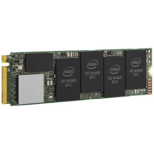 Intel SSD 660p Series (1.0TB, M.2 80mm PCIe 3.0 x4, 3D2, QLC) Retail Box Single Pack