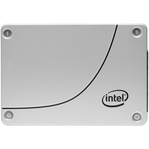 Intel SSD DC S4510 Series (480GB, 2.5in SATA 6Gb/s, 3D2, TLC) Generic Single Pack