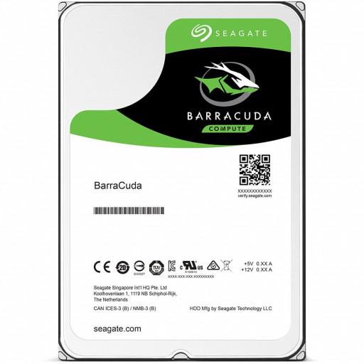 SEAGATE HDD Mobile Barracuda25 Guardian (2.5'/ 2TB/ SATA 6Gb/s/ rmp 5400)