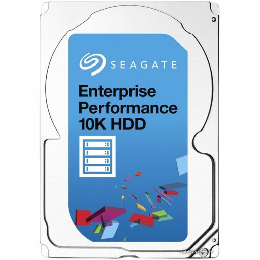 SEAGATE HDD Server Exos 10E2400 512E/4K (2.5'/600GB/SAS/12Gb/s/10000rpm)