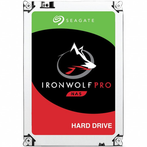 SEAGATE HDD Desktop IronWolf Pro (3.5'/ 8TB/ SATA 6Gb/s/ rmp 7200)