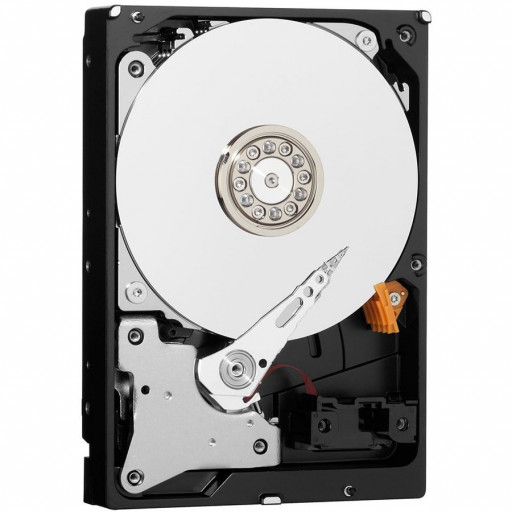 HDD AV WD Purple (3.5'', 12TB, 256MB, 7200 RPM, SATA 6 Gb/s)