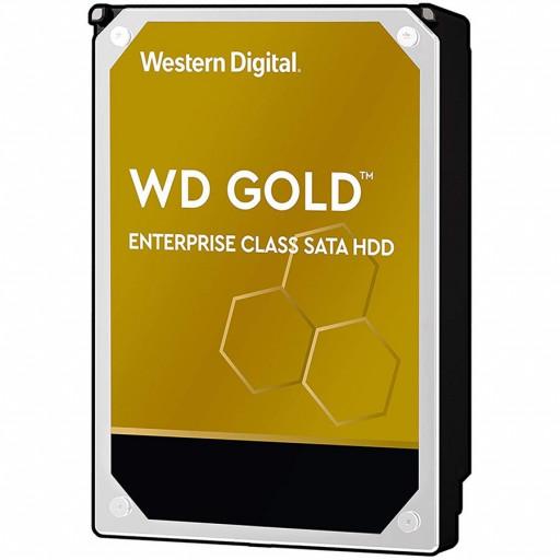 HDD Server WD Gold (3.5'', 4TB, 256MB, 7200 RPM, SATA 6 Gb/s)